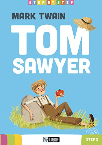 9788899279219: Tom Sawyer. Con CD Audio