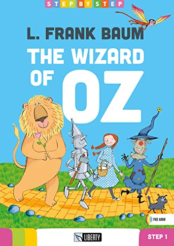 9788899279561: The wizard of Oz. Step 1. Con CD-Audio (Step by step)