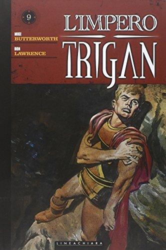 9788899288068: L'impero Trigan: 9
