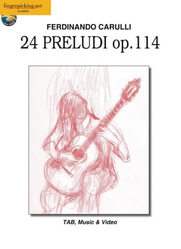 24 Preludi OP. 114 - Video on: Ferdinando Carulli