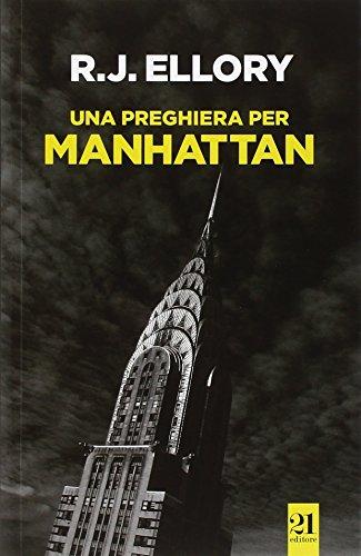9788899470067: Una preghiera per Manhattan (Peñarol)