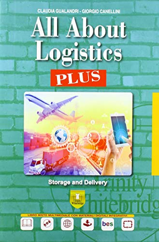 9788899673154: All about logistic. Con CD [Lingua inglese]