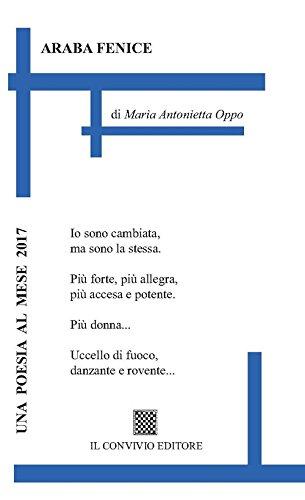 Araba fenice: Oppo Maria Antonietta