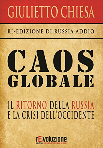 9788899760106: Caos globale