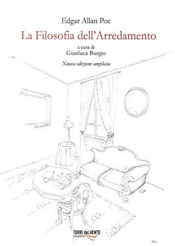 La filosofia dell arredamento (Paperback): Edgar Allan Poe
