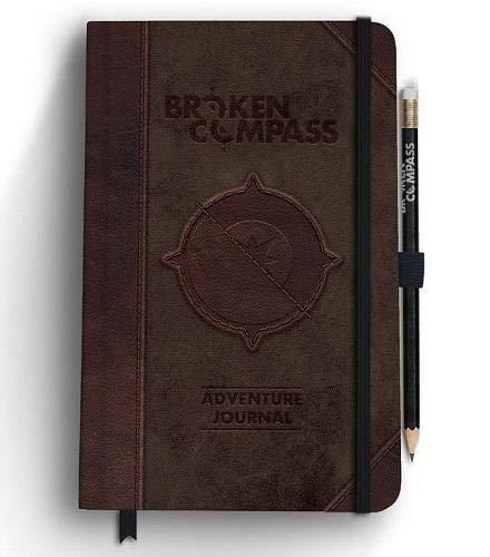9788899949617: Broken Compass. Adventure Journal. Ediz. Italiana. Con Prodotti vari