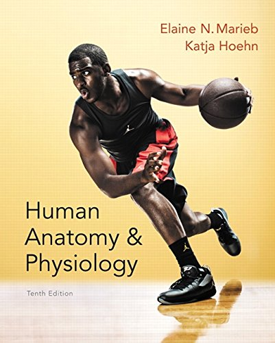 9788900720440: Human Anatomy & Physiology 10th Edition Plus Mastering A&P with eText Access Card Package[Human Anatomy Physiology Tenth Edition] by Elaine N. Marieb, Katja Hoehn (9780321927026)(0321927028)