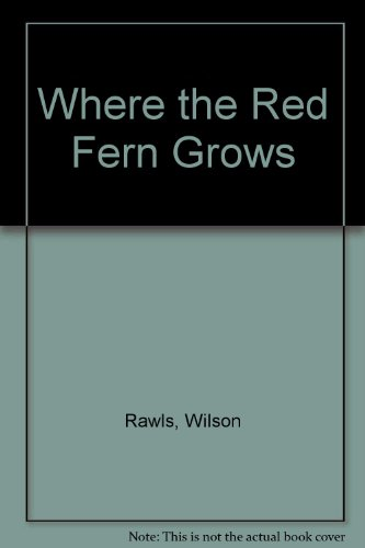 9788901043883: Where the Red Fern Grows (Korean Edition)
