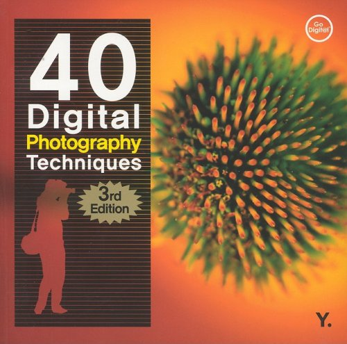 9788931433692: 40 Digital Photography Techniques, 3rd Edition