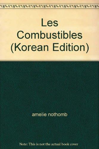 9788932905860: Les Combustibles (Korean Edition)