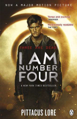 9788933830468: I Am Number Four (Korean Edition)