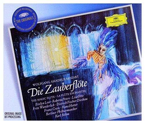 """9788944974922: Berliner Philharmoniker Karl B""""hm-Mozart, W.A.: Die Zauberfl""""te"""