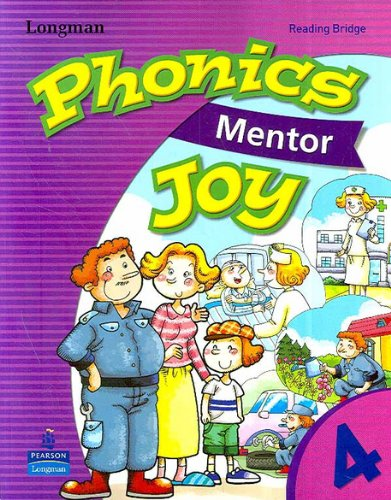 9788945092342: LONGMAN PHONICS MENTOR JOY. 4 (Korean edition)
