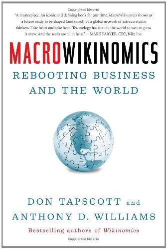 9788950931469: Macrowikinomics: Rebooting Business and the World