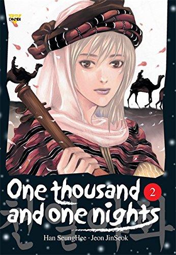 One Thousand and One Nights, Vol. 2 (v. 2): JinSeok Jeon