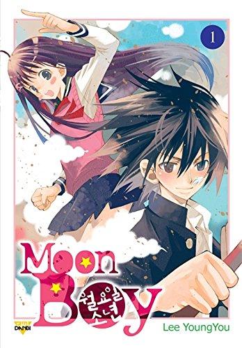 9788952746047: Moon Boy, Vol. 1