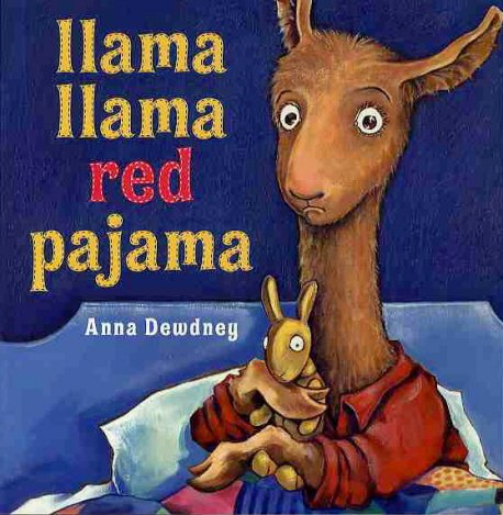 9788953934092: Liama ??Liama ??Red Pajama (Korean edition)