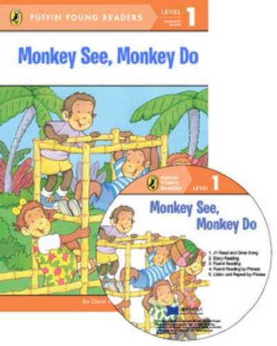 9788954918084: Monkey See Monkey Do (Korean edition)