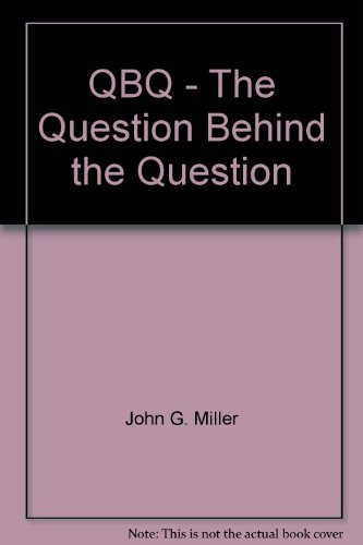 9788955960648: QBQ - The Question Behind the Question