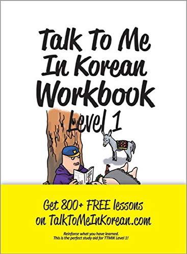 9788956056883: Talk to Me in Korean Workbook Level 1