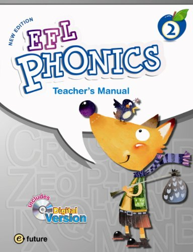 9788956357980: EFL Phonics. 2(Teacher s Manual)(New Edition) (Korean edition)