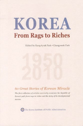 9788957044292: Korea: From Rags to Riches (Korean edition)