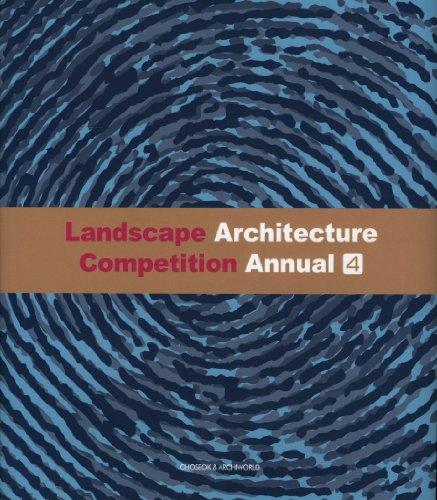 9788957703458: LANDSCAPE ARCHITECTURE COMPETITION ANNUAL. 4 (Korean edition)