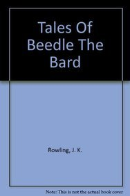Tales Of Beedle The Bard (Korean Edition): Rowling, J. K.