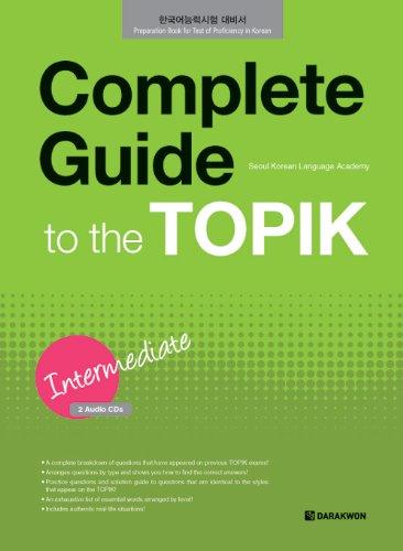 9788959958139: Complete Guide to the Topik-Intermediate (incluye 2 CD)