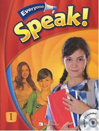 9788959977192: Everyone Speak 1 with Workbook + Hybrid CD (CDROM and Audio)