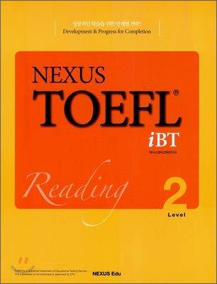 9788960006171: NEXUS TOEFL IBT READING LEVEL. 2 (Korean edition)