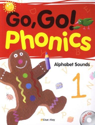 9788962103007: Go Go Phonics. 1: Alphabet sounds (Korean edition)