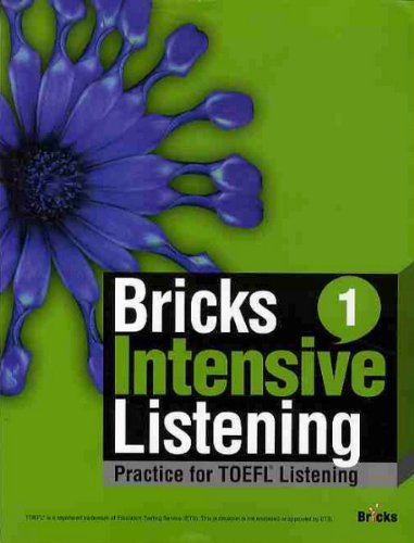 9788964350843: BRICKS INTENSIVE LISTENING. 1 (Korean edition)