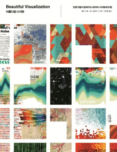 9788966260300: Beautiful visualization (Korean edition)