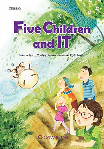 9788966293339: Five Children and IT (Caramel Tree Readers Level 6)