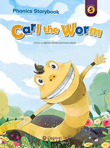 Carl the Worm (Caramel Tree Readers: Starter Level): Seedat, Mariam; Ulrich, Frances