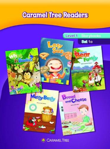 9788966298044: Level 1 Storybooks Set 1a (Caramel Tree Readers Level 1)