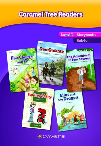 Level 6 Storybooks Set 6a (Caramel Tree Readers Level 6)