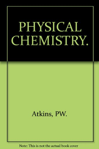 9788970882680: PHYSICAL CHEMISTRY.
