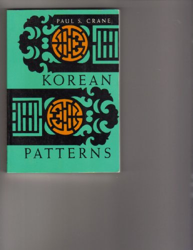 Korean Patterns: Crane, Paul