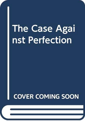 9788972976301: The Case Against Perfection (Korean Edition)