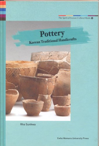9788973006823: Pottery: Korean Traditional Handicrafts