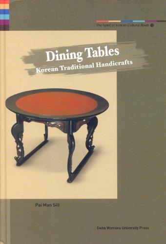 9788973007134: Dining Tables: Korean Traditional Handicrafts