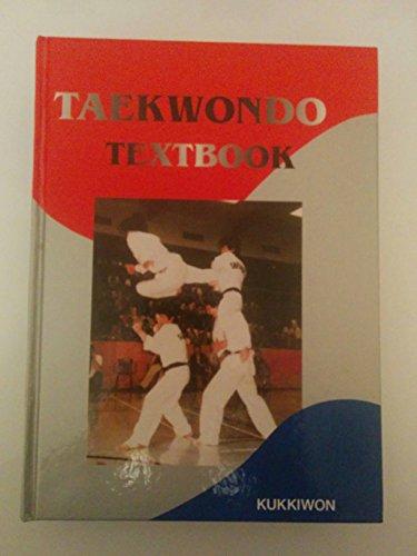 Taekwondo textbook: Kim, Un-yong