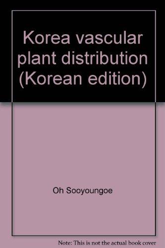 9788976162304: Korea vascular plant distribution (Korean edition)