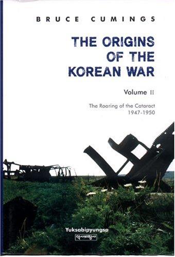 9788976966131: Origins of the Korean War, Vol. 2