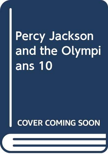 9788983782304: Percy Jackson and the Olympians 10 (Korean Edition)