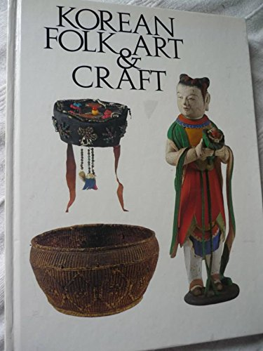 Korean Folk Art and Craft: Edward B. Adams