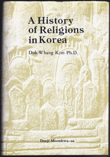 A History of Korean Religions.