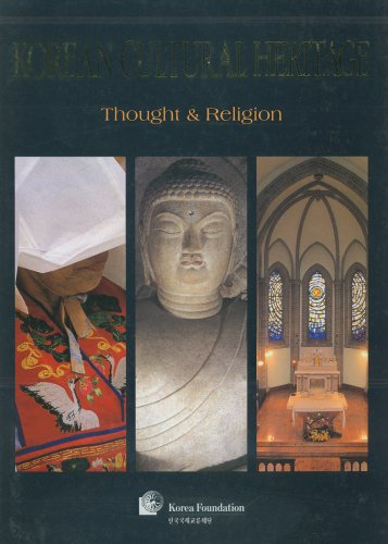 9788986090086: Korean Cultural Heritage: Thought and Religion (Korean Cultural Heritage Series)
